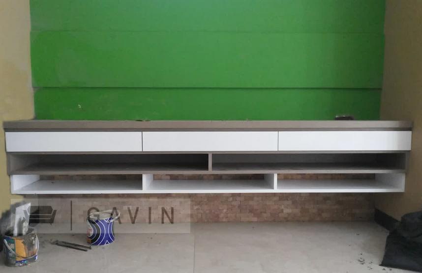 Daftar harga rak tv tergantung model gambar kitchen set for Daftar harga kitchen set