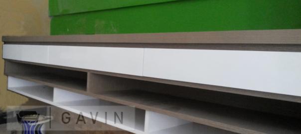 Design Rak TV Rumah Modern yang Minimalis