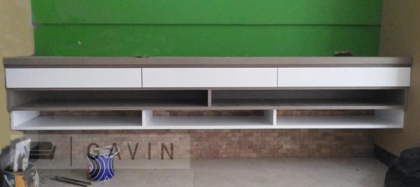 Foto Rak TV Minimalis Tetap Modern