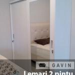 Lemari Baju Minimalis Furniture Multifungsi
