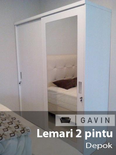 Lemari Baju Minimalis